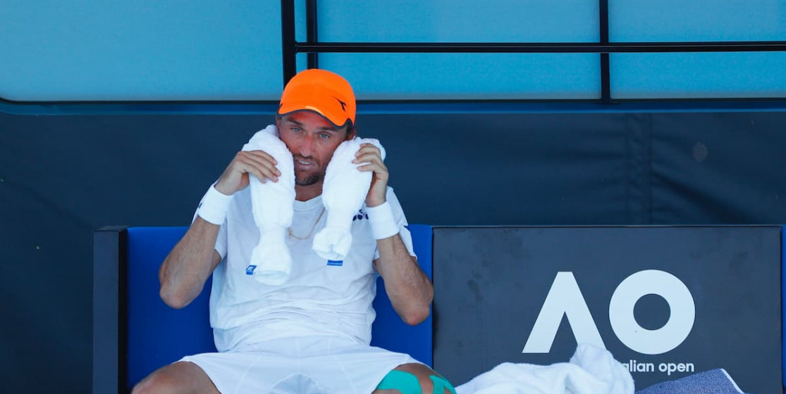 The tennis news (but not only) of the week : a retired Dolgopolov and anti-Internet beavers