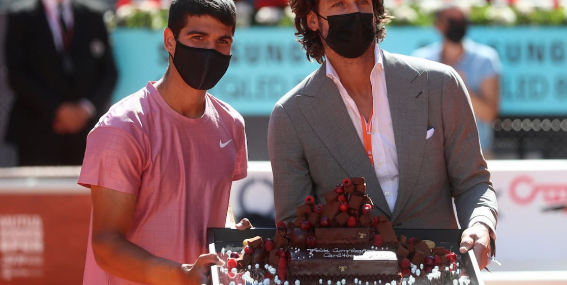 The tennis news (but not only) of the week : A dream birthday cake for Alcaraz and nonuplets