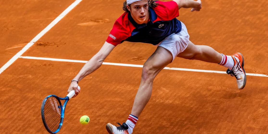 L'actualité tennis (mais pas que) de la semaine : les exploits des jeunes français et une mauvaise jambe amputée