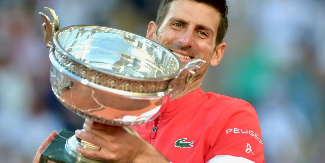 TOP 5 de Roland-Garros 2021