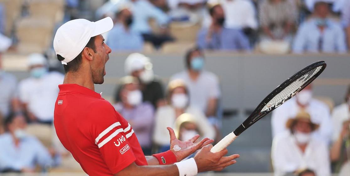 L'actualité tennis (mais pas que) de la semaine: le coup du Djoker et des étoiles