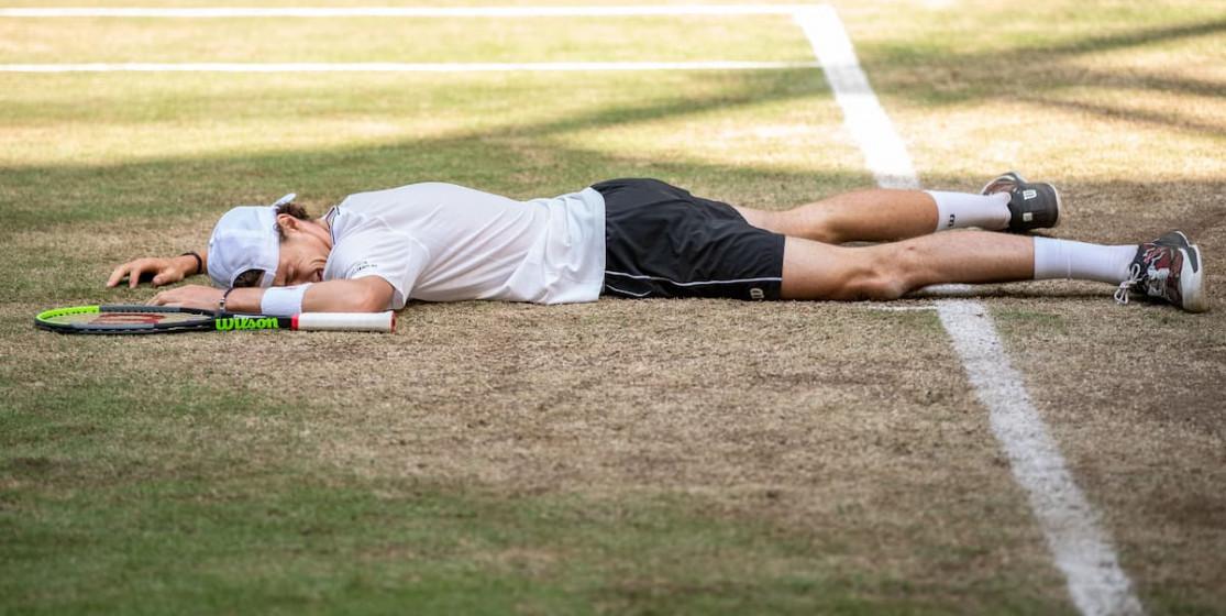 L'actualité tennis (mais pas que) de la semaine : Ugo tout seul et gros caillou