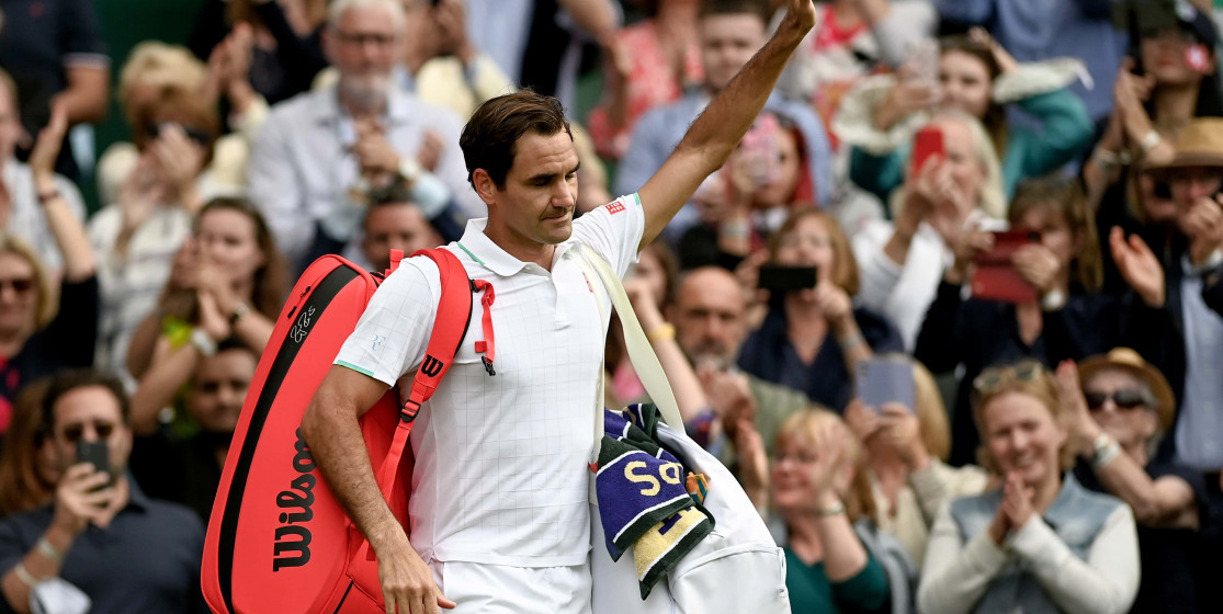 La sortie de Federer n'est pas simple