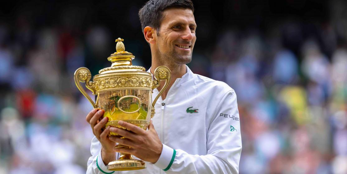 Novak Djokovic gagne Wimbledon