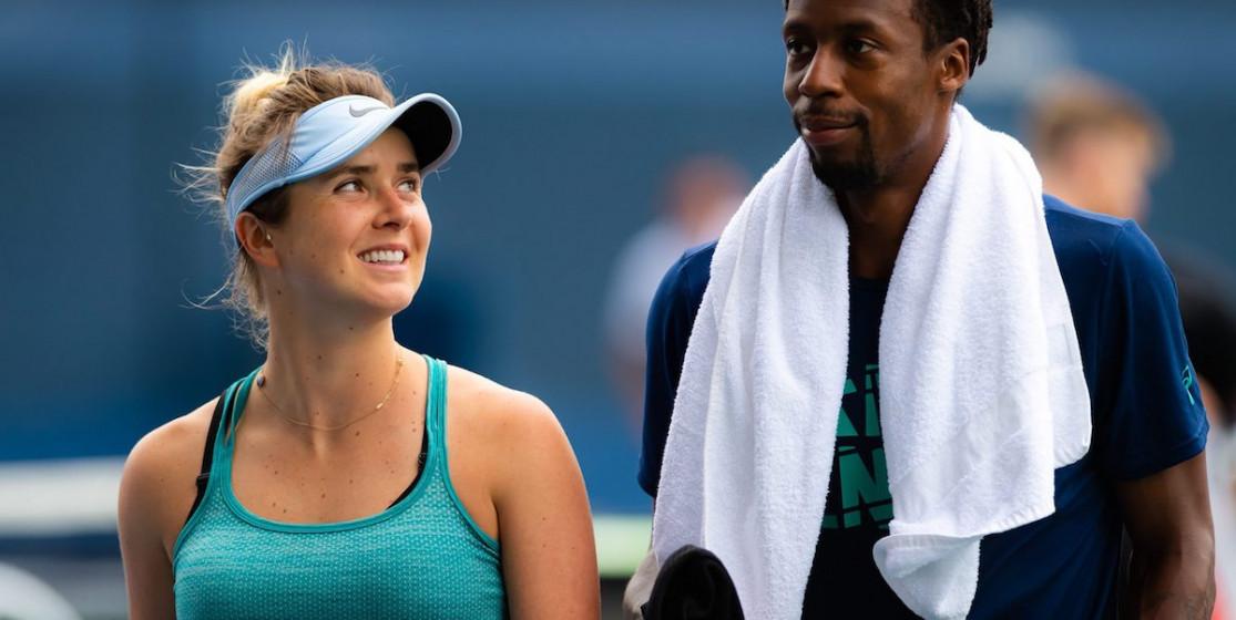L'actualité tennis (mais pas que) de la semaine : un Roger sur le flanc et un couple franco-ukrainien brillant