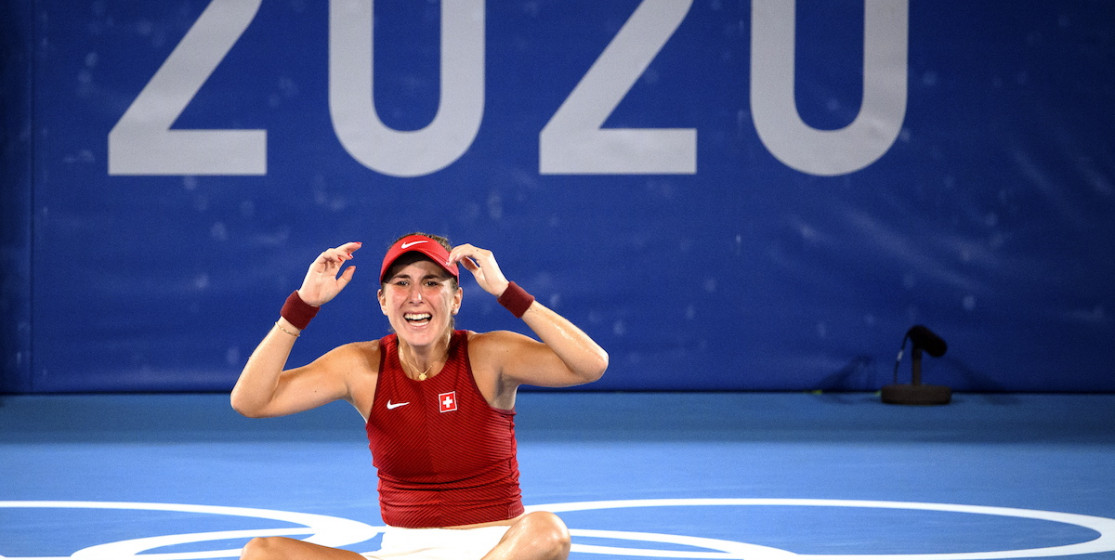 Tennis news of the week (and more): Belinda Bencic in gold and Chips at 170 euros