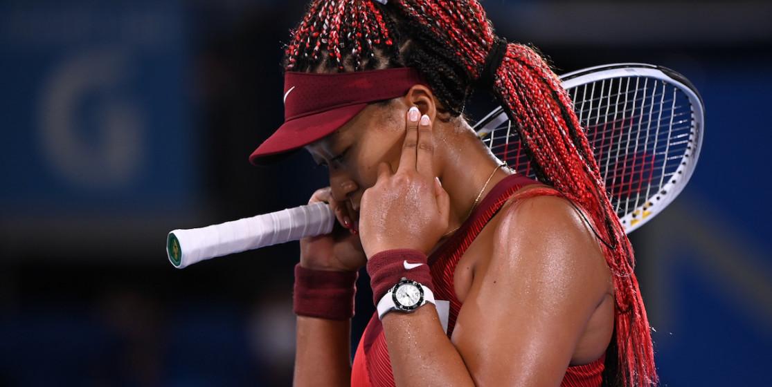 L'actualité tennis (mais pas que) de la semaine : Les pleurs d'Osaka et le record de sauts en saute-mouton
