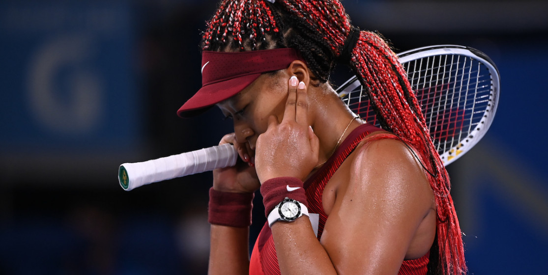 Tennis news of the week (and more): Osaka's crying and leapfrogging record