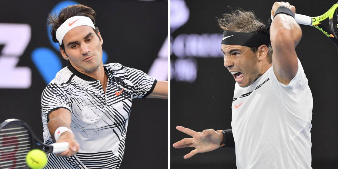 Roger Federer et Rafael Nadal : OUT !