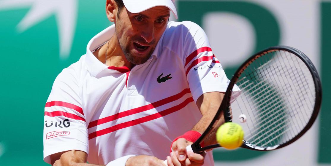 Novak Djokovic seul contre tous