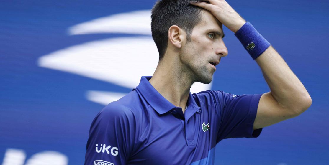 Novak Djokovic ne peut plus être le GOAT