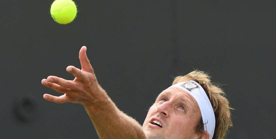 Tennis news of the week (and more) : the improbable disqualification of Tennys Sandgren and incredible vegetables