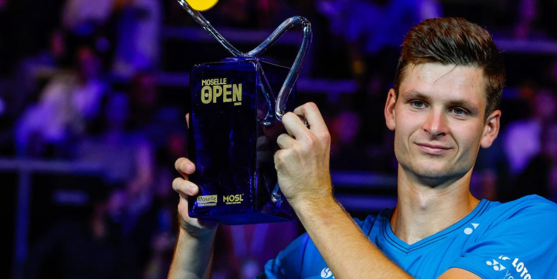 Tennis news (but not only) of the past week: a great Hubert and submarines on Le Bon Coin