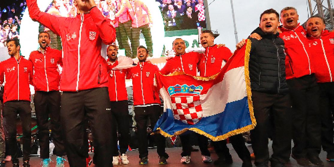 L'actu tennis (mais pas que) de la semaine : la vengeance de la Croatie