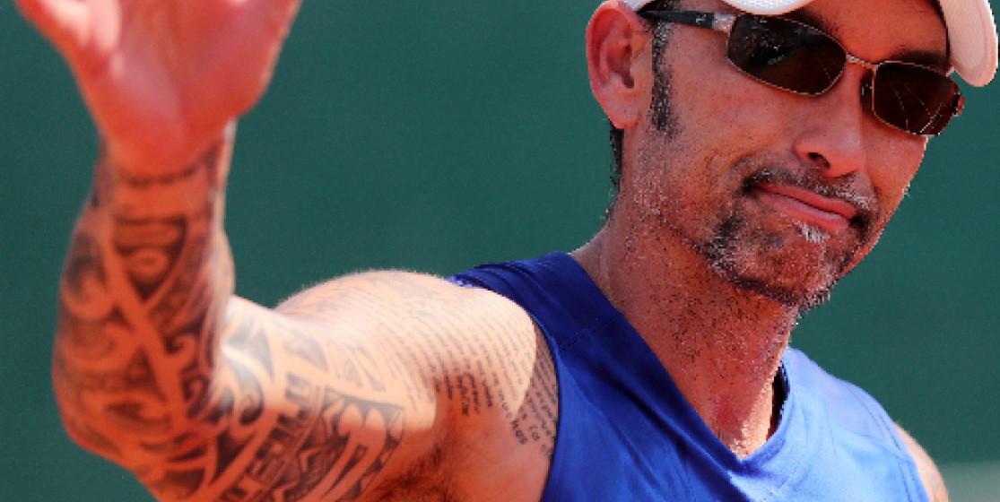 L'actu tennis (mais pas que) de la semaine : Marcelo Rios et le retour de Scarface