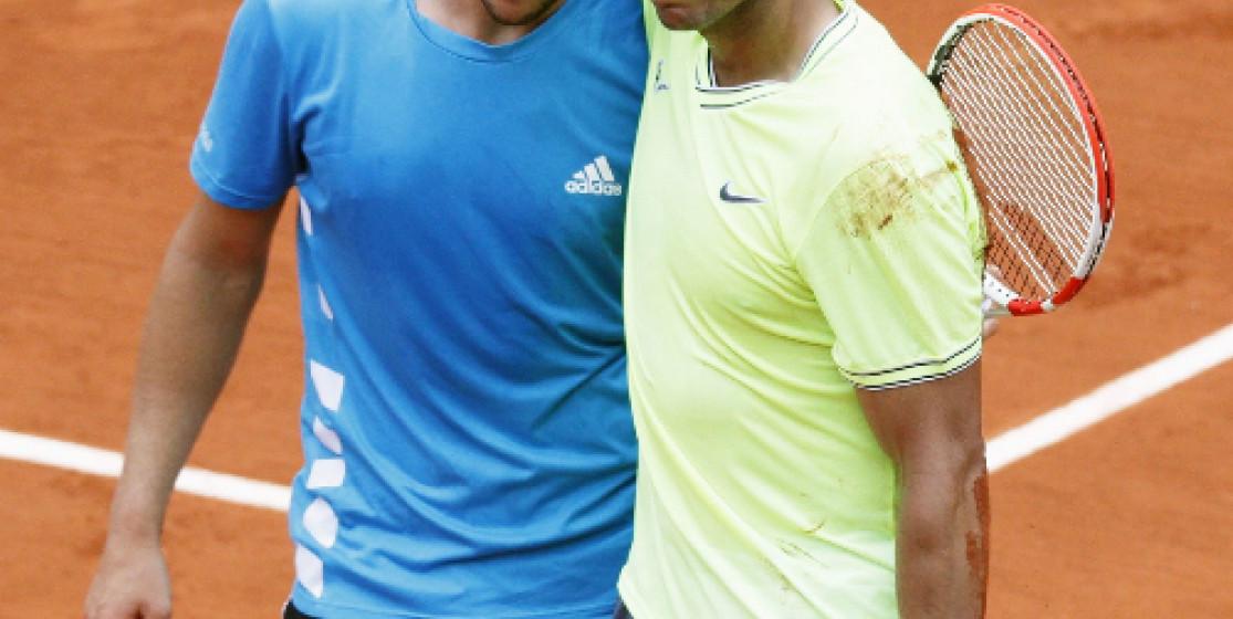 L'actu tennis (mais pas que) de la semaine : Barty, Nadal et un parachute
