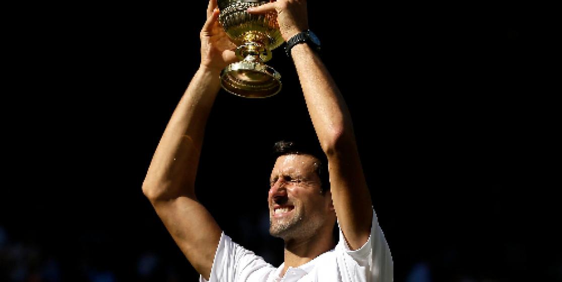 Novak Djokovic de nouveau sacré à Wimbledon