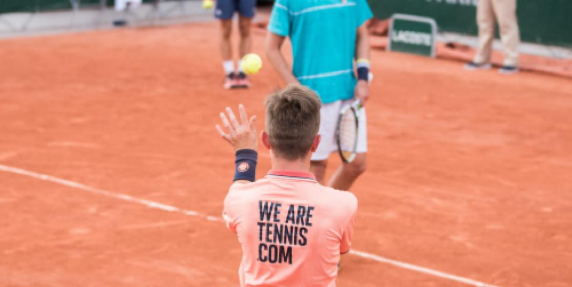 La sélection pour devenir ramasseur de balles à Roland-Garros : une expérience riche en émotions !