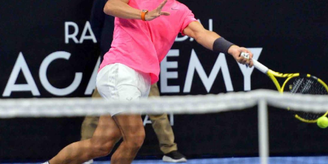 Rafael Nadal remet ça au Koweït