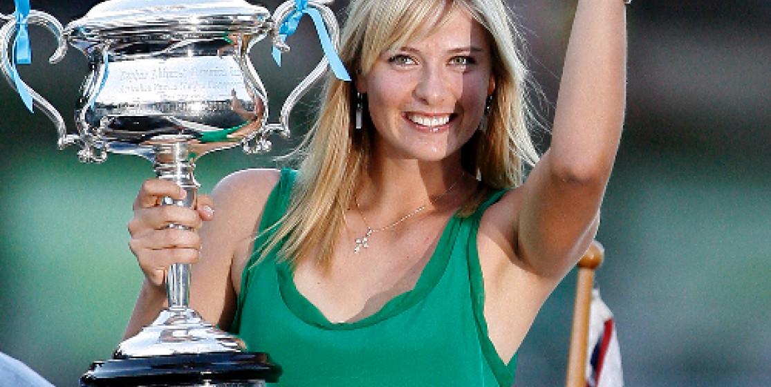 L'actu tennis (mais pas que) de la semaine : Sharapova et beaucoup de fromages