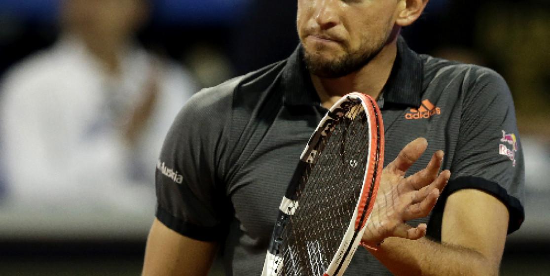 L'actu tennis (mais pas que) de la semaine : Thiem à l'entraînement et Kanye West candidat