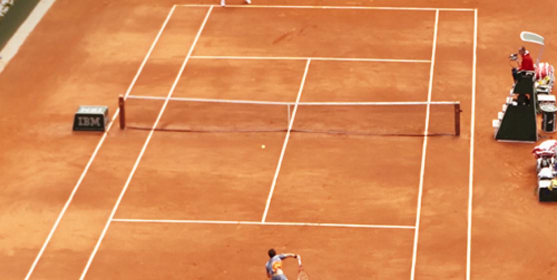 Quelles sont les dimensions d'un court de tennis ?  Le point technique tennis du mois