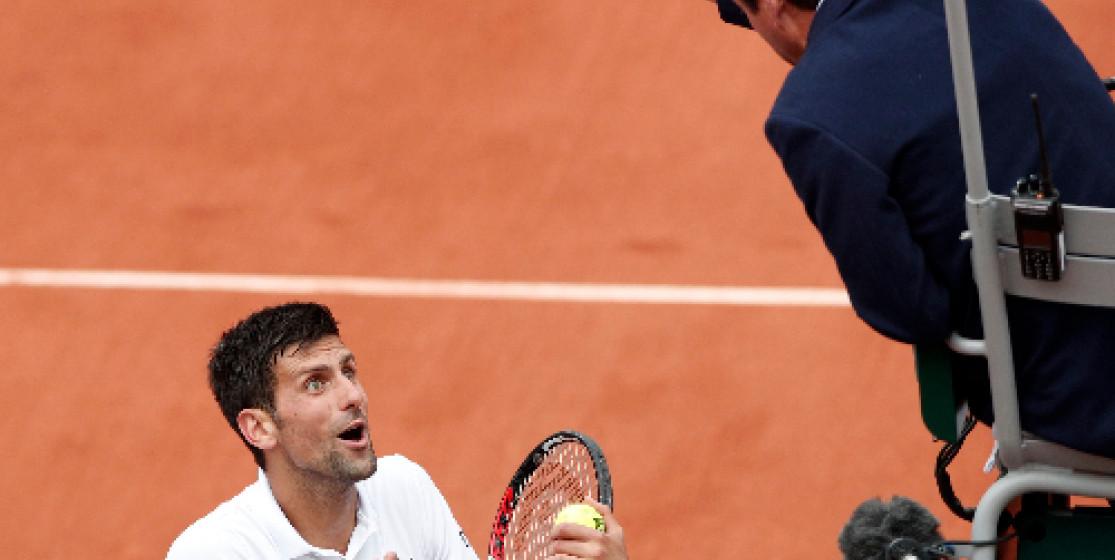 Les règles insolites du tennis