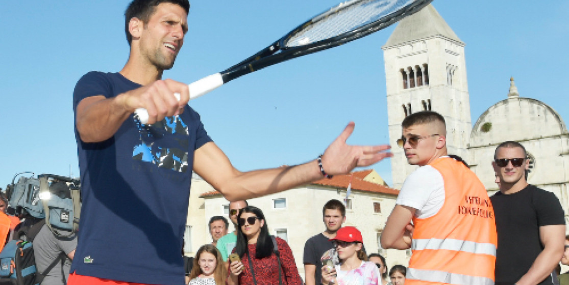 L'actu tennis (mais pas que) de la semaine : Djokovic et attaque d'ours