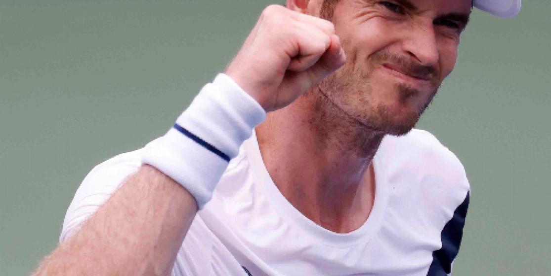 Tennis is back