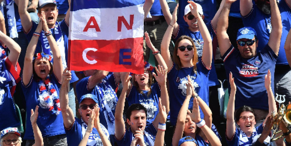 La France dans le dernier carré de la Coupe Davis