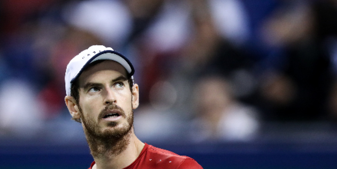 L'actu tennis (mais pas que) de la semaine : Andy Murray et une maison hantée