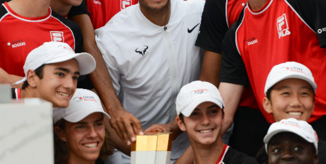 L'actu tennis (mais pas que) de la semaine : Nadal record et Metallica retors