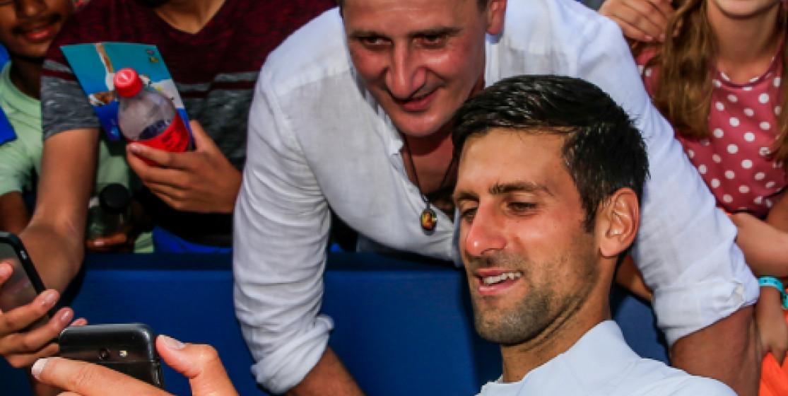 l'actu tennis (mais pas que) de la semaine : Djokovic à Cincinnati et l'Eglise du spaghetti volant