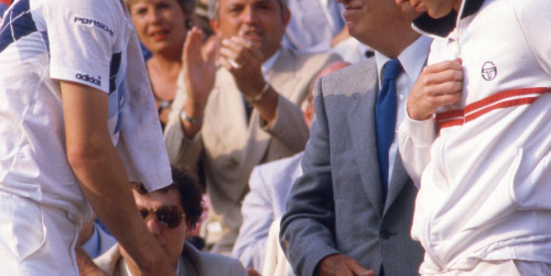 Uchronie : si McEnroe avait battu Lendl en finale de Roland-Garros 1984