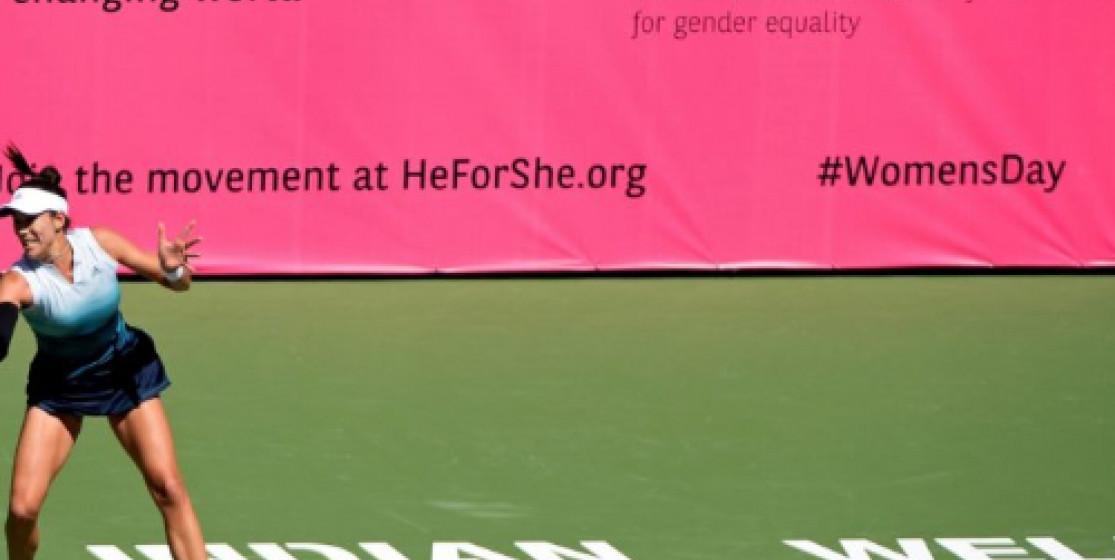 La Journée Internationale du droit des femmes à Indian Wells