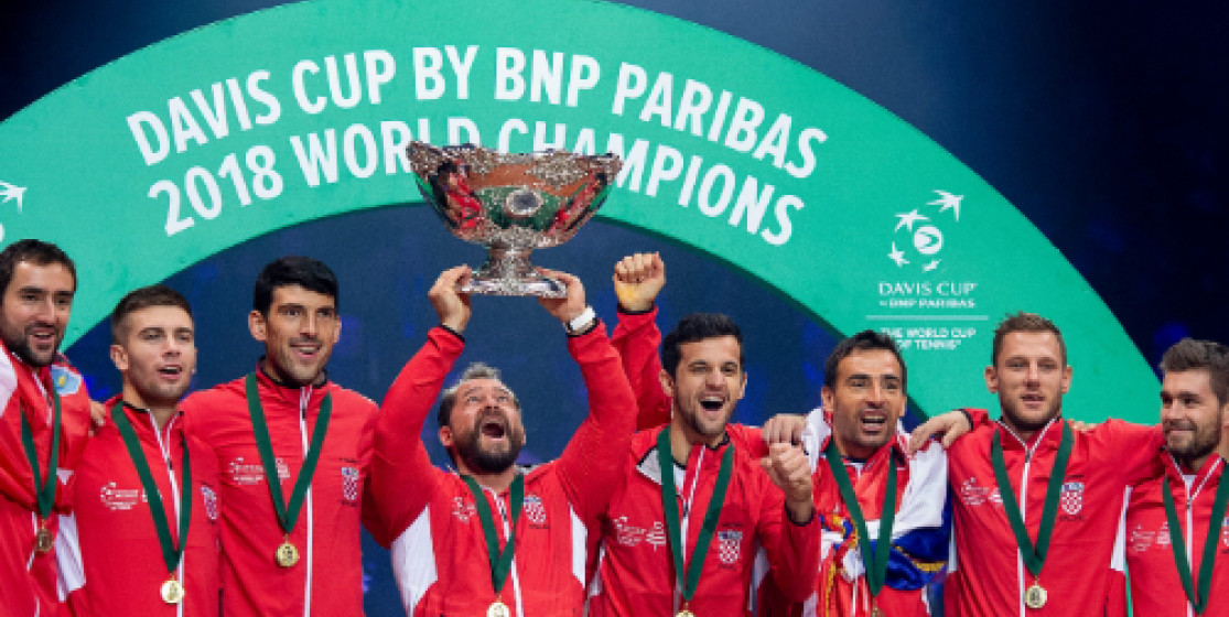 La Croatie remporte la Coupe Davis par BNP Paribas !