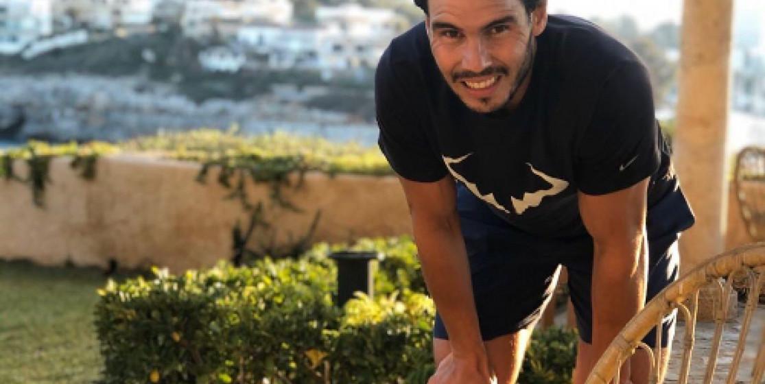 L'actu tennis (mais pas que) de la semaine : la mayo de Nadal et la balle sur le toit