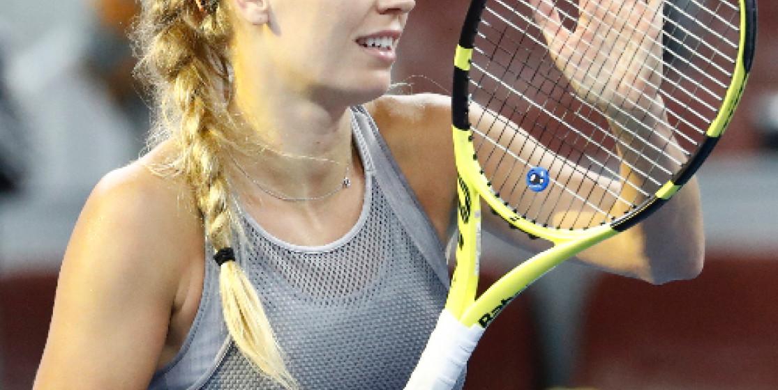 L'actu tennis (mais pas que) de la semaine : Bye Wozniacki !
