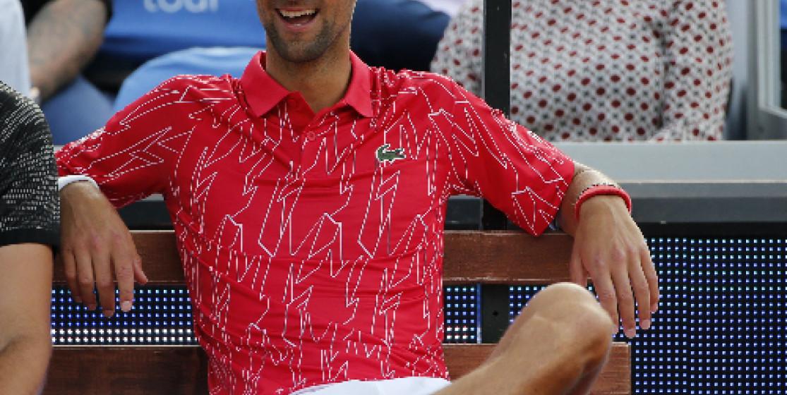 L'actu tennis (mais pas que) de la semaine : Djokovic et les archéologues