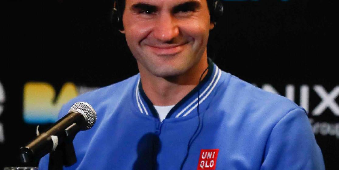 Roger Federer aussi populaire que Diego Maradonna