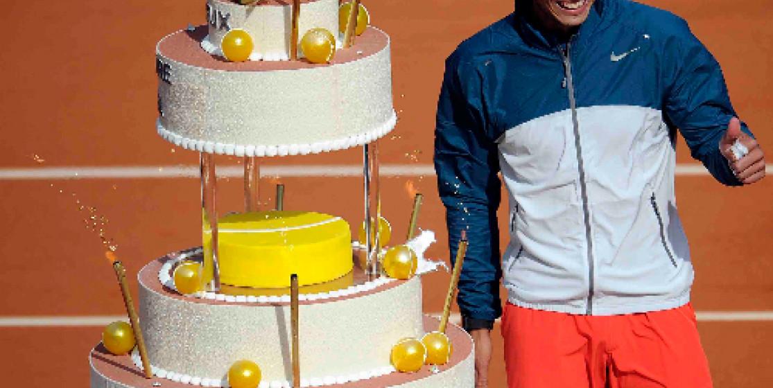 Bon anniversaire Rafael Nadal
