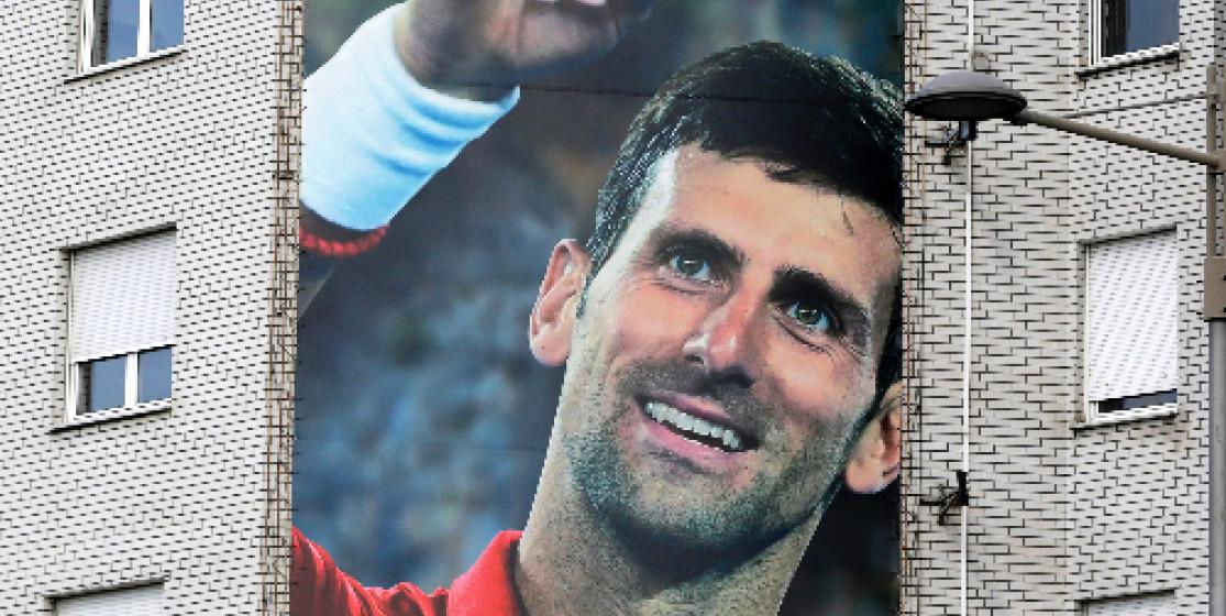 L'actu tennis (mais pas que) de la semaine : Djokovic à New-York et mariage à la frontière