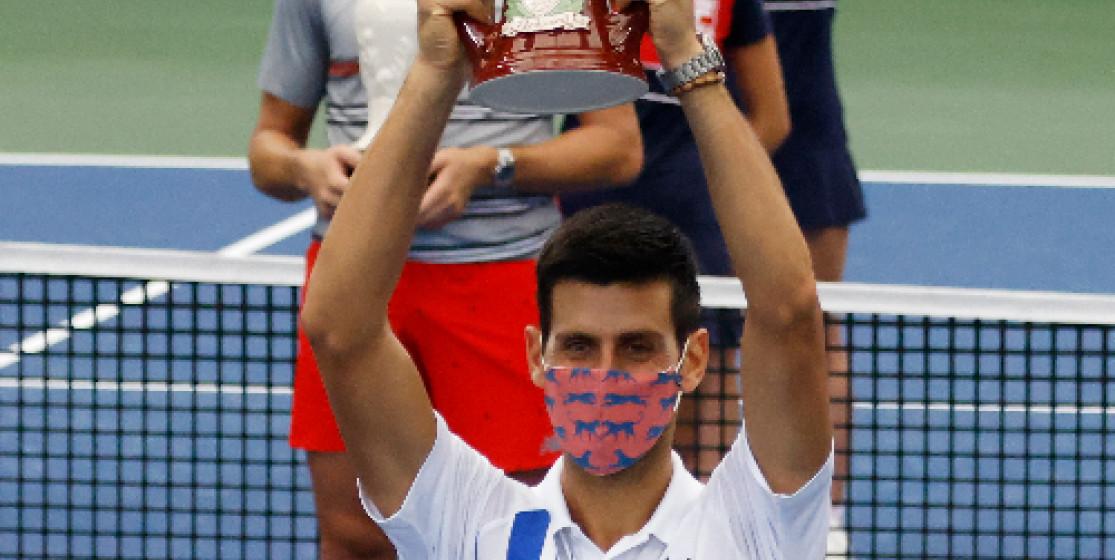 Et à la fin, c'est toujours Novak Djokovic qui gagne...