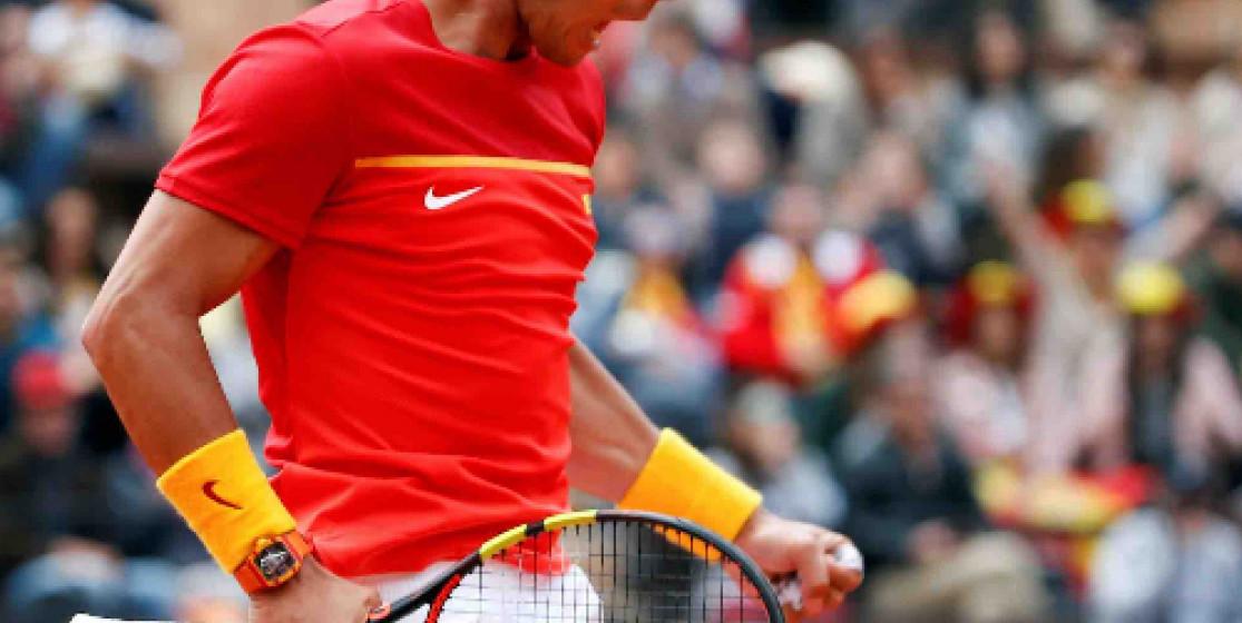 Rafa Nadal Superstar