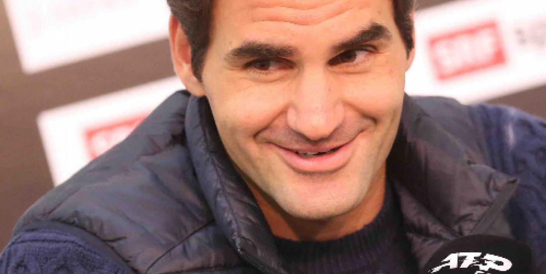 Roger Federer s'annonce