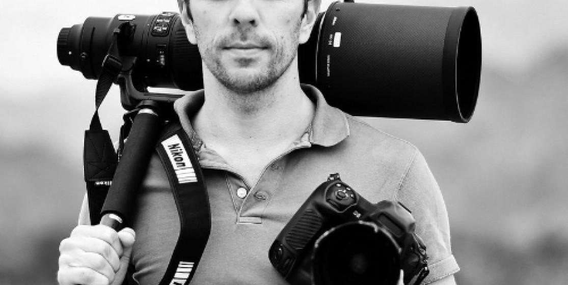 Photographe tennis, Antoine Couvercelle profite de son temps libre