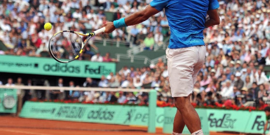 Je speak tennis: histoire d'un métissage linguistique séculaire