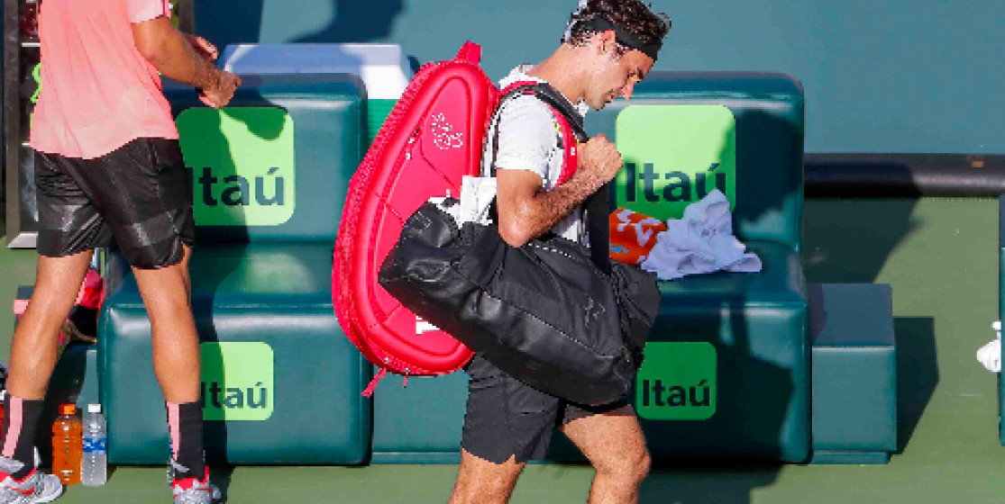 Roger Federer m'a rendu triste