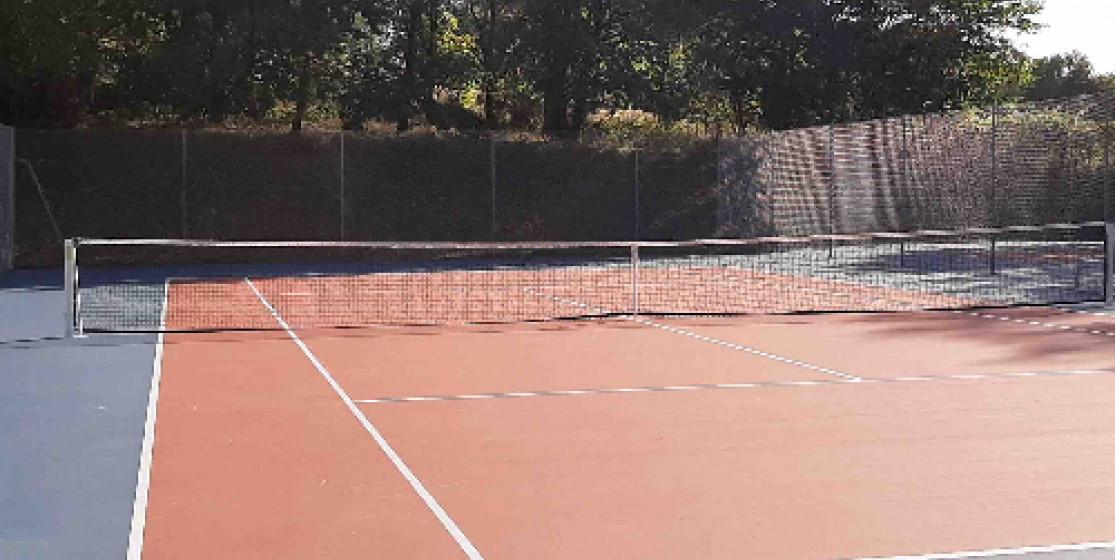 Le retour du tennis