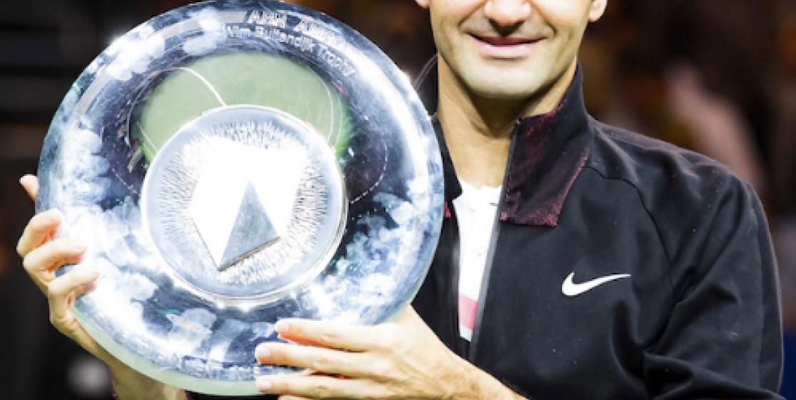 Jour après jour, avec Roger Federer, Maria Sharapova et Air Algérie